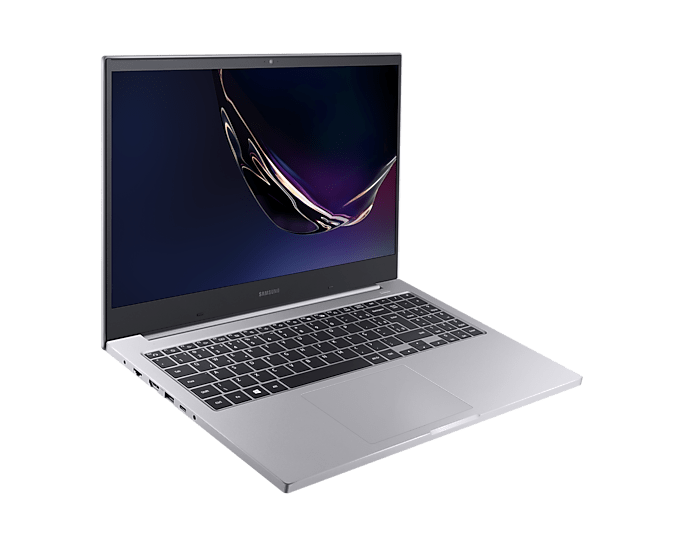 Samsung book x40 lateral
