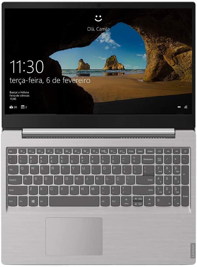 Teclado Notebook Lenovo Ultrafino ideapad S145 i3-1005G1