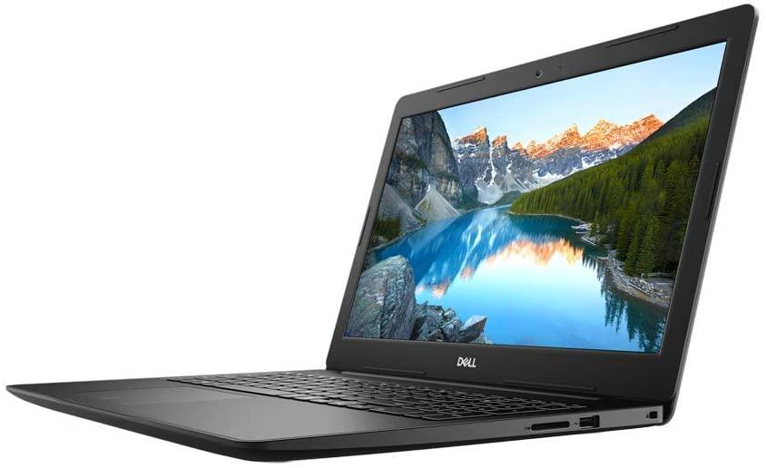 "Notebook Dell Inspiron i15-3583-AS05P 15.6"" HD 8ª Geração Intel Pentium Gold 4GB 128GB SSD Windows 10 Preto"